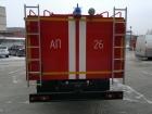 Автомобиль порошкового тушения АП 5000-40 на базе КАМАЗ-65115