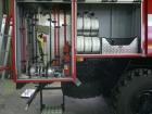 Автоцистерна пожарная АЦ 5,0-100 на базе КАМАЗ-43118 с насосом в кабине
