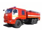 Автомобиль пенного тушения АПТ 8,0 на базе КАМАЗ-43118
