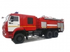 Автомобиль пенного тушения АПТ 9,0 на базе КАМАЗ-65111