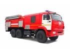 Автоцистерна пожарная АЦ 6,0 на базе КАМАЗ-43118