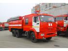 Автомобиль пенного тушения АПТ 7,0 на базе КАМАЗ-65115