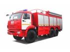 Насосно-рукавный автомобиль АНР 100-2,0 на базе КАМАЗ-43118