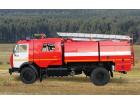 Автомобиль пенного тушения АПТ 4,0 на базе КАМАЗ-43253