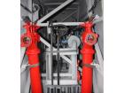Автоцистерна пожарная АЦ 8,0 на базе КАМАЗ-65111