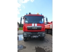 Автомобиль аэродромный пожарный быстрого реагирования  ААБР-3,8/(20-30) (MAN)