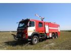 Аэродромный пожарный автомобиль АА-12/60 (VOLVO)