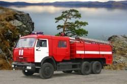 Двигатели Cummins для пожарных автомобилей